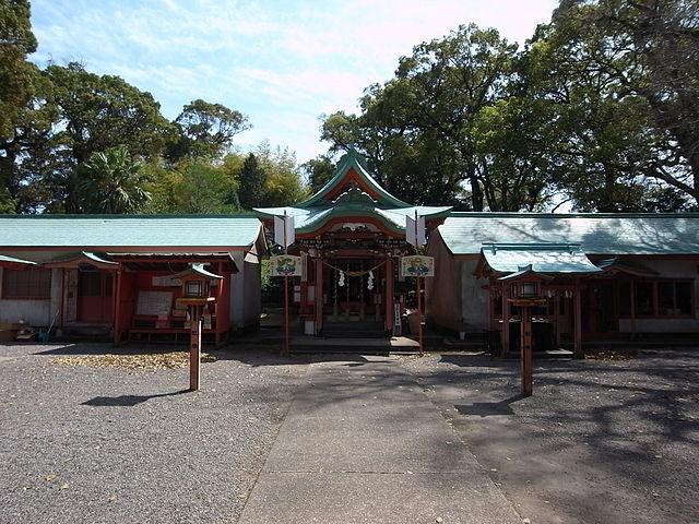 Ibusuki jinja tyokusiden