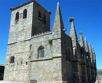 Bonilla de la Sierra - Image: Iglesia de Bonilla de la Sierra