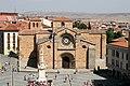 Iglesia de San Pedro (8 de agosto de 2015, Ávila) 02.jpg