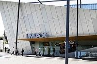 IMAX theatre at the Melbourne Museum complex, Australia