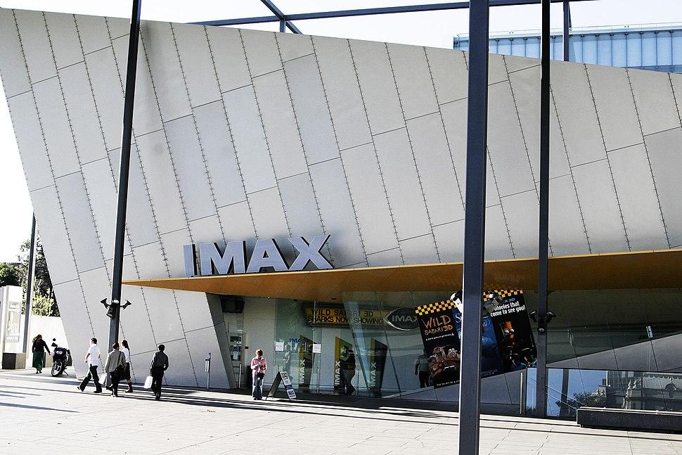 Imax theatre melbourne