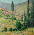 In the Foothills of the Pyrenees - Carrie Hill.jpg