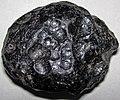 Indochinite tektite (Pleistocene, 783-803 ka; Australasian Tektite Strewn Field, southeastern Asia) 1.jpg