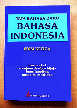 Indonesian grammar published by Balai Pustaka.jpg