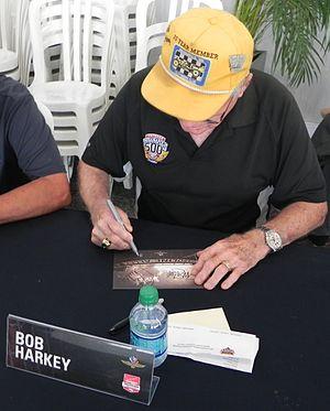 Bob Harkey - Harkey at the 2014 Indianapolis 500.