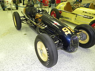 1951 Indianapolis 500 - Winning car of the 1951 Indianapolis 500