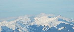 Rodna Mountains - Ineu Peak (2,279 m)