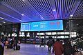 Information board in the entrance of Ningbo Railway Station 02.jpg