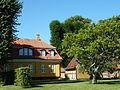 Ingemanns Hus and tree.JPG