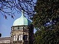 Ingestre Hall dome, Staffordshire - geograph.org.uk - 2003165.jpg