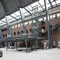 Interieur binnenplaats, overzicht van de binnenplaats tijdens de aanleg van de overkapping, werkzaamheden i.v.m. herbestemming - Apeldoorn - 20533423 - RCE.jpg