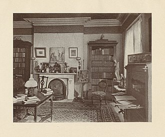 Beacon Street - Image: Interior beaconstreet