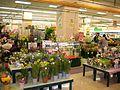 Interior of JUSCO Shingu Shopping Center 20100213e.JPG