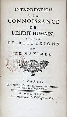Page de grand titre de l'édition originale.