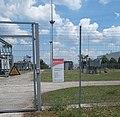 Ipari park 120 per 35 per 20 kV-os alállomás, 2018 Oroszlány.jpg