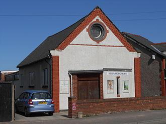 Irby, Merseyside - Irby Evangelical Church