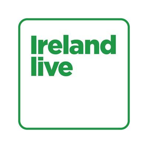 Ireland Live - Image: Ireland live logo