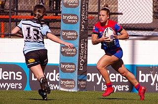 Isabelle Kelly Australian rugby league footballer
