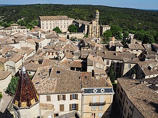Uzès Commune in Occitanie, France