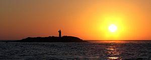 Licosa - Sunset at Licosa Island