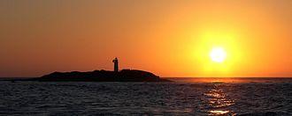 Cilentan Coast - Sunset at Licosa