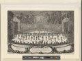 Israël Silvestre, Festin du roy, et des reynes avec plusiers princesses... - NYPL Digital Collections.tif