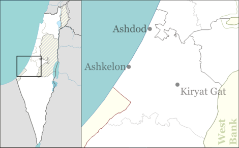 Ashdod Oil Refineries - Wikiwand