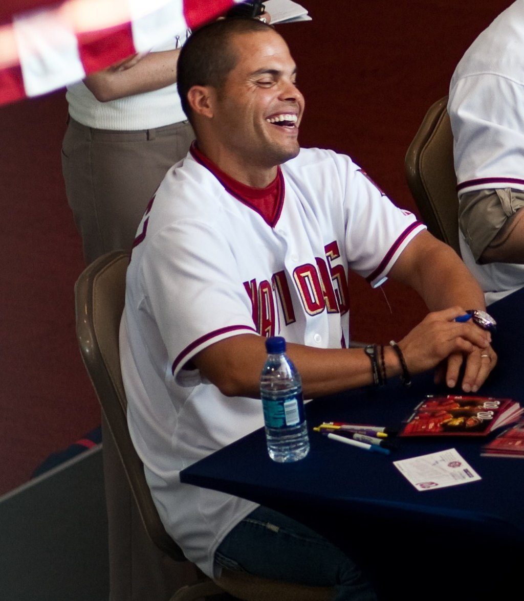 Ivan Rodriguez on January 31, 2010