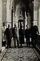 J.F.F. Babinski, Vaquez, L. Bernard and three others. Photog Wellcome V0028209.jpg