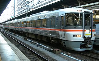 373 series Japanese train type