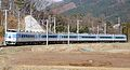 JR East 189 set M50 on Holiday-Rapid Kawaguchiko service 20120401.jpg