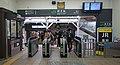 JR Yokosuka-Line Kamakura Station West Gates.jpg
