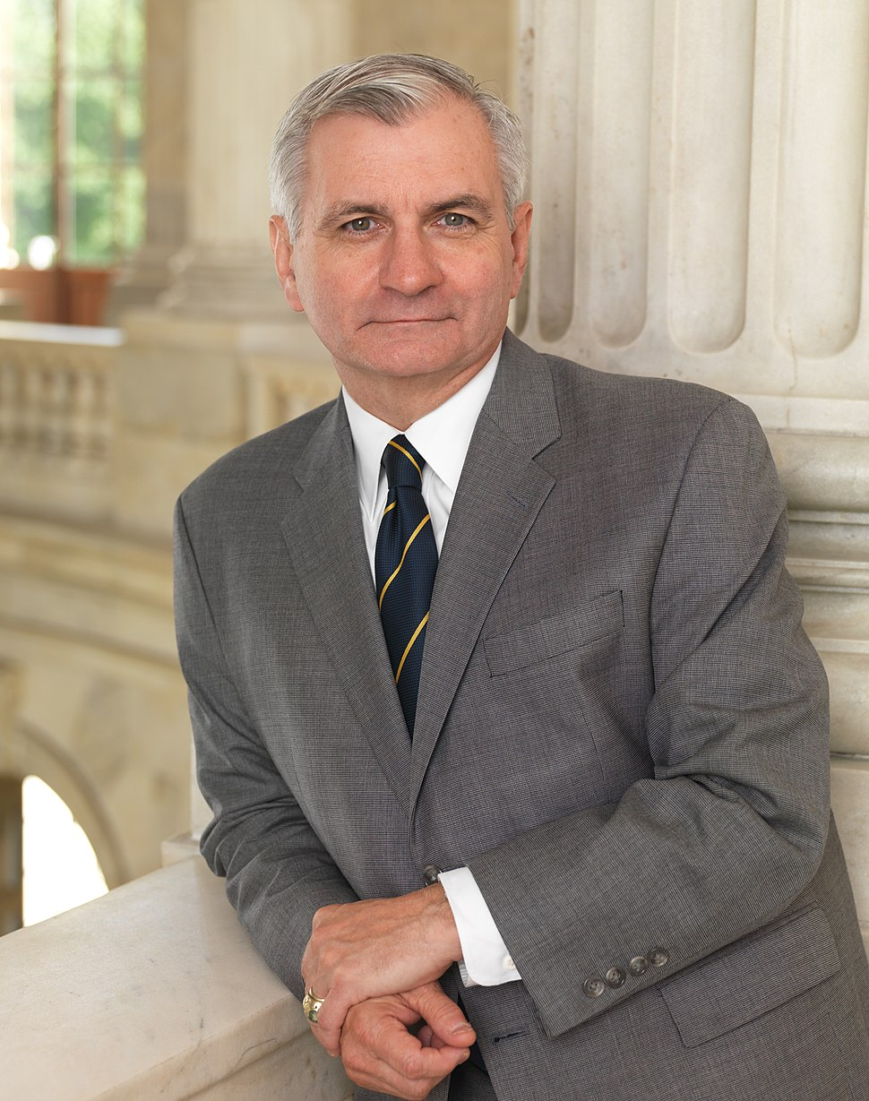 Jack Reed, official portrait, 112th Congress 2