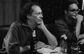 Jack Womack at the Shirley Jackson Award Benefit, KGB bar, New York City - 20080723.jpg