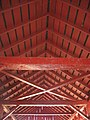 Jackson's Mill Covered Bridge, ceiling.jpg
