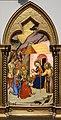 Jacopo di cione e bottega, cimasa dell'altare di san pier maggiore, 1370-71, 06 adorazione dei magi.jpg