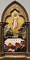 Jacopo di cione e bottega, cimasa dell'altare di san pier maggiore, 1370-71, 07 resurrezione.jpg