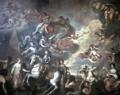 Jacques VAILLANT (1643–1691), Allegorie auf die Eroberung der Insel Rügen, Gemälde im Stadtschloss Potsdam (Marmorsaal).png