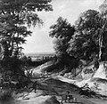 Jacques d' Arthois und David Teniers d. J - Landschaft mit Hirschjagd - 410 - Bavarian State Painting Collections.jpg