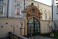 Jagiellonian University, Professor's Garden a, 17 Jagiellonska street, Old Town, Krakow, Poland.jpg