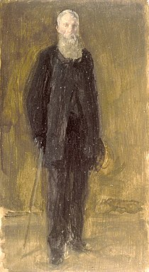 James McNeill Whistler - Portrait of George A Lucas - Walters 37319.jpg