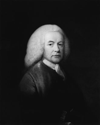 James Parsons (physician) - Portrait of James Parsons by Benjamin Wilson, 1762