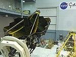 James Webb Space Telescope Revealed (26559427550).jpg