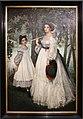 James tissot, le due sorelle (ritratti in un parco), 1863.JPG