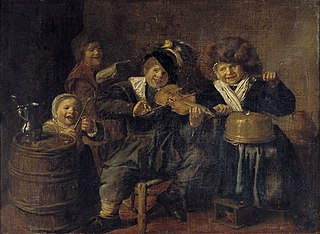 Music-making children