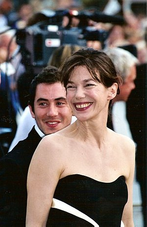 Jane Birkin - Birkin at the 2001 Cannes Film Festival.