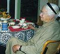 Jane Drew at West Lodge 1991.jpg