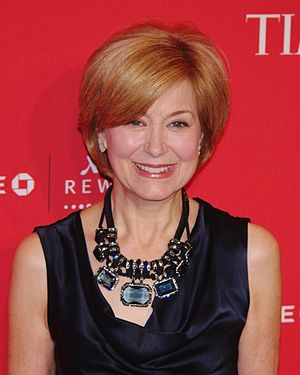 Jane Pauley - Pauley at the 2012 Time 100