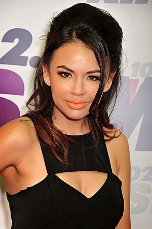 Janel Parrish - Parrish in May 2013