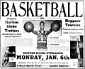 January 6, 1947 Harlem Globetrotters ad.jpeg